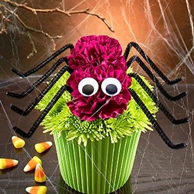 Giftblooms- Online Gifts Shop: Haunted Halloween Flower Bouquet